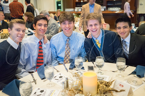 Pittsford Sutherland Varsity Soccer Senior Banquet 2014