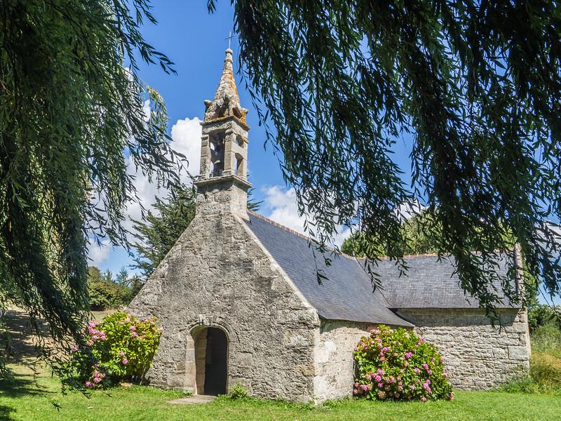 Chapelle de Saint-Evy, Saint-Jean-Trolimon