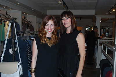 NWA Fashion Week  Shopping Night Out/LBD Party