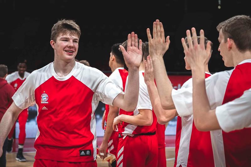 Basketball Euroleague: FC Bayern Muenchen Basketball-CSKA Moskau