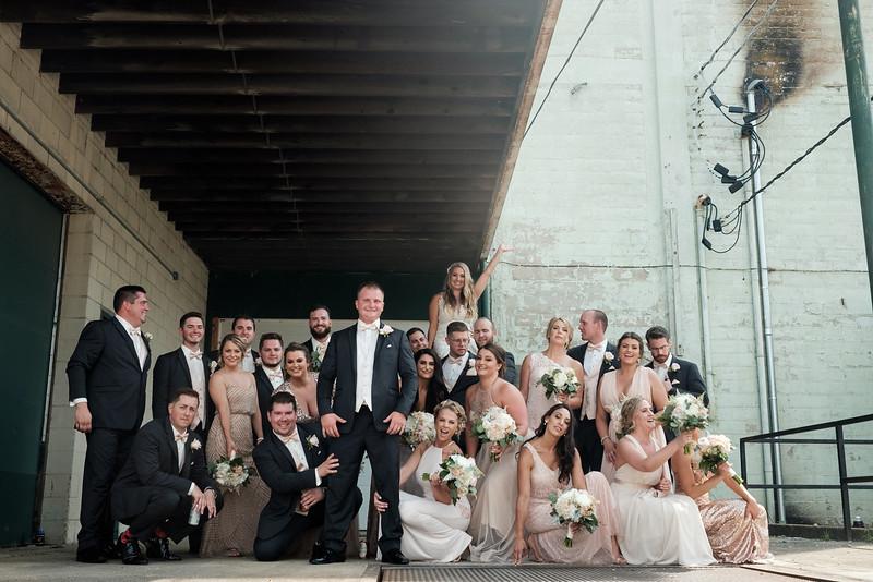 Lacee & Matt | Klehm Arboretum Wedding