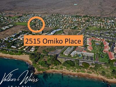 2515 Omiko Place, Kihei, Hawaii