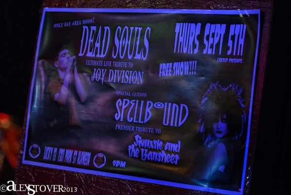 Dead Souls-Spellbound