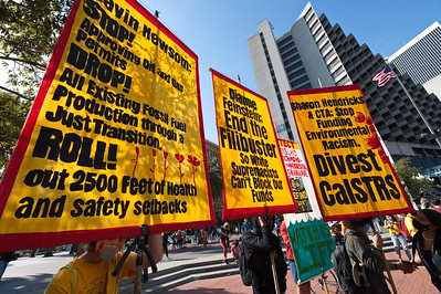 24 Sep 2021 San Francisco: Global Climate Strike for Intersectional Climate Justice