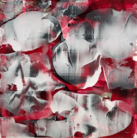 Fire & Fortune-Iorillo, 50x50 on canvas