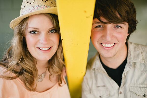 Sarah & Steve | Engaged