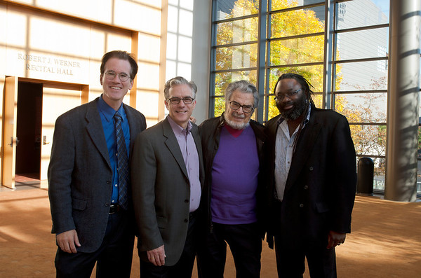 Leon Fleisher Master Classes (Oct. 6, 2012)