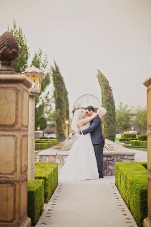 Jennifer + Brenin Wedding