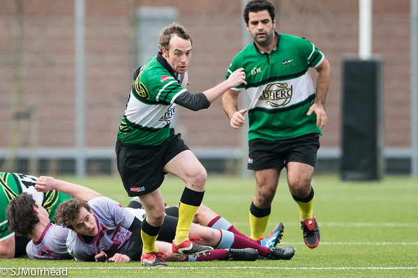 Delft 3 vs LSRG 2 01 February 2015