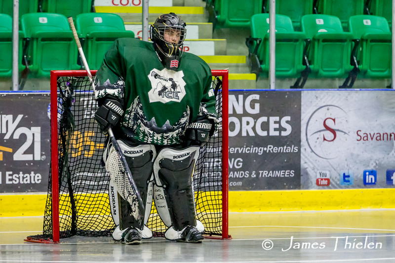 Game, June 27, 2014 Okotoks Ice vs Calgary Axemen Rockies