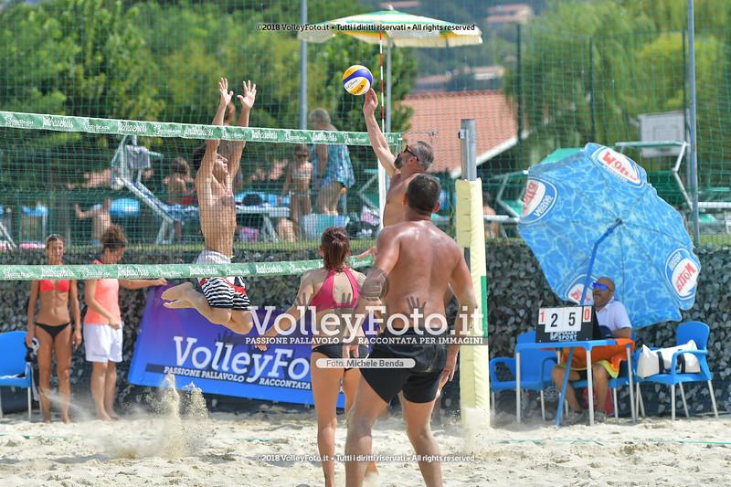 presso Zocco Beach PERUGIA , 25 agosto 2018 - Foto di Michele Benda per VolleyFoto [Riferimento file: 2018-08-25/ND5_8701]