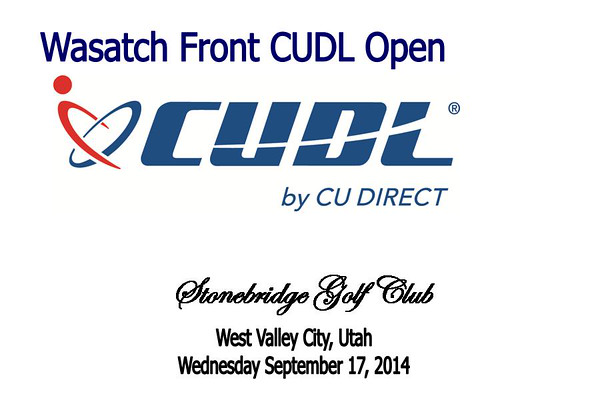 2014 CU Direct Wasatch Front Golf Open