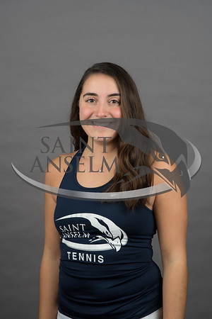 Men's and Women's Tennis Headshots (01/22/18) Courtesy Jim Stankiewicz