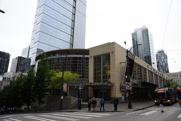 2019 Seattle Prep Graduation Benaroya Hall