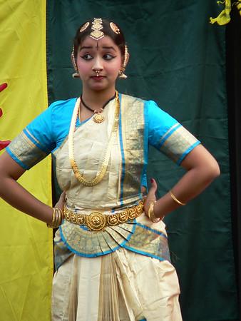 Indian Temple Dance