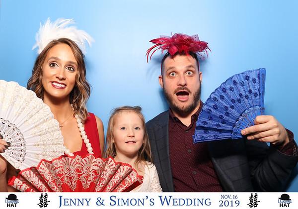 Jenny & Simon's Wedding