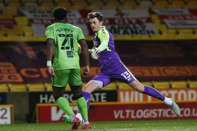 Match 21 Bradford City v Port Vale 20-21