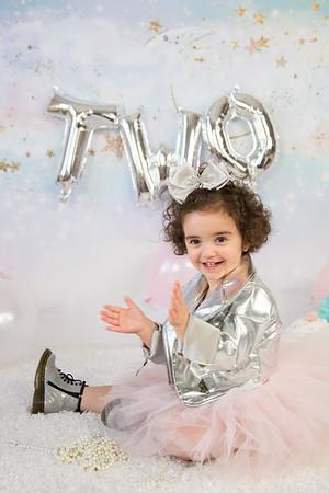 Mia Turns Two !