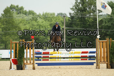 Ring I Wednesday: 5yr Old USEF Young Jumper 1.15m