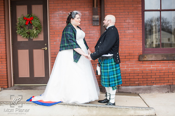 Billy & Anna Wedding