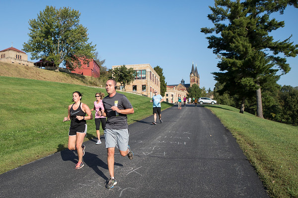 On the Hill 5K: 2017