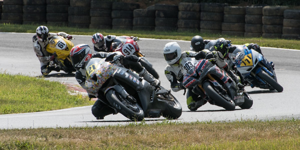 Summit Point CCS Motorcycle Racing