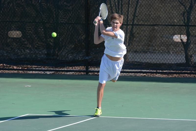 Boys Varsity Tennis