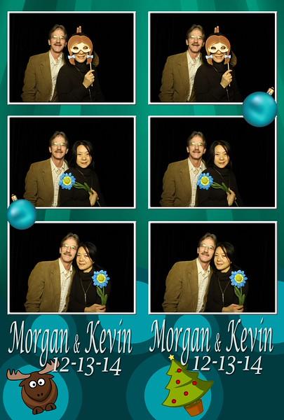 Morgan & Kevin