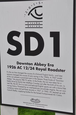 EOD 2015 Downtown Abbey Era