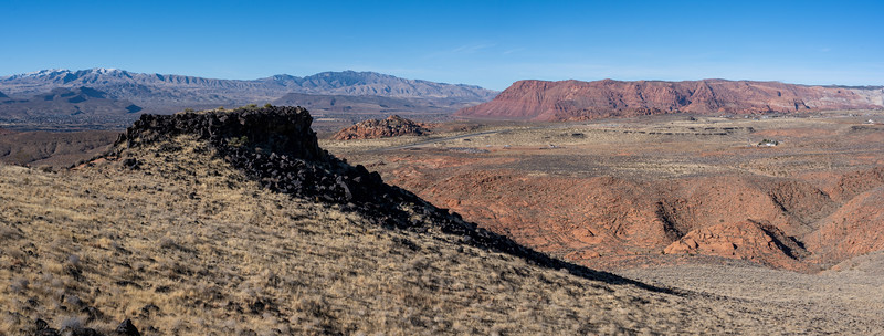 Red Cliffs lava