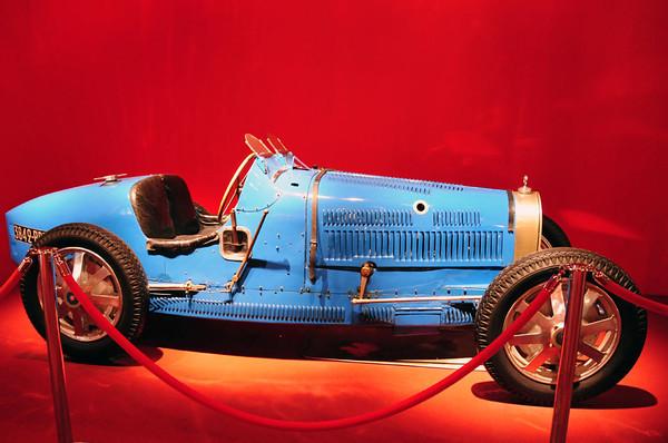 Cite de l'Automobile 2012