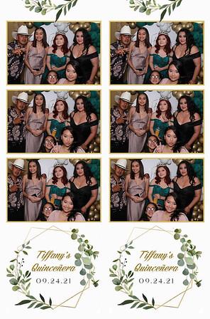 9/24/21 - Tiffany's Quinceañera