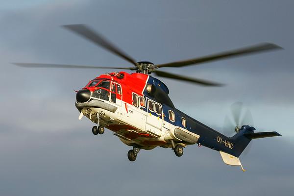 OY-HHC - SNIAS AS332L Super Puma