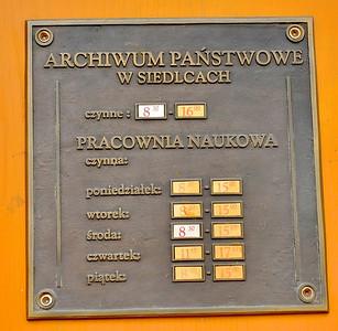 Poland Archive Documents