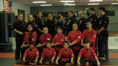 MMA Journey to Black Belt 2012