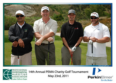 PEMA 2011 Golf Tournament