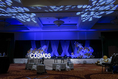 Cosmos Stage