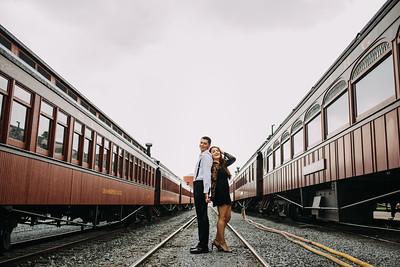 Gabriella + Stuart | Engaged