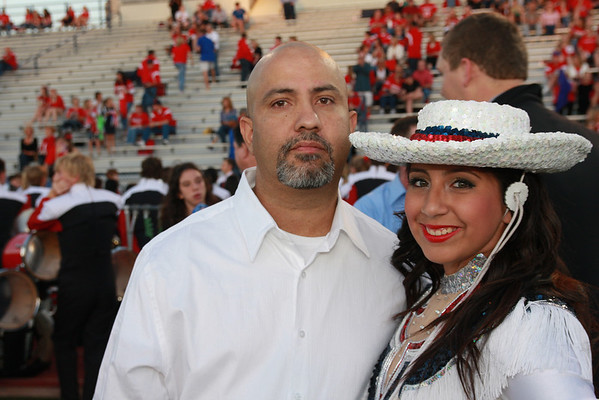 Homecoming Game 9-30-11