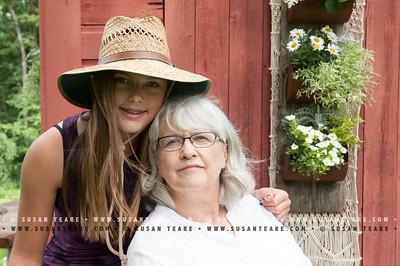 Grand Daughter Getaway Favorite Portraits