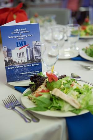 2017 LWV 26th Annual All City Luncheon