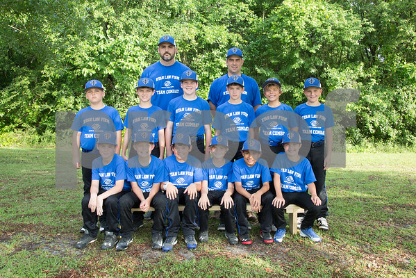 Boys and Girls Club of Valdosta - 2016 Spring Baseball
