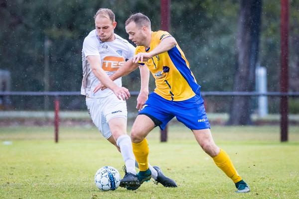 Inglewood United FC v Perth SC