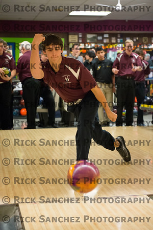11-13-12 Lockport vs Andrew Boys Bowling