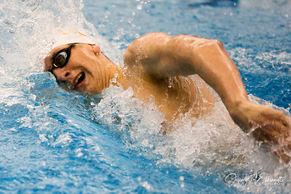GT Men's Swimming - ACC Championship Day 2 - 02-25-2016