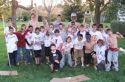 Gladiators v Barbarians - March 6, 2009