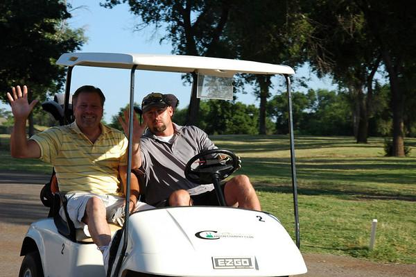 Wedding Day Golf