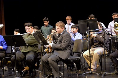 2017-12-06 Band & Percussion Concert