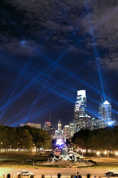 Philadelphia Light Show