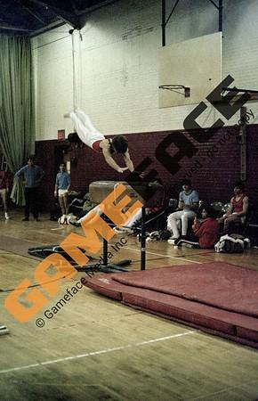 Syracuse Men's Gymnastics